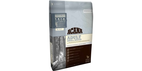 Acana Heritage Adulte Small Breed  4.4 lb