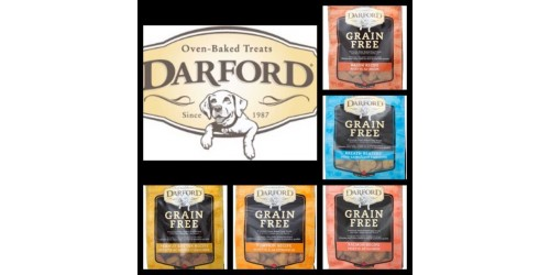 Darford  Oven-Baked Dog Treats