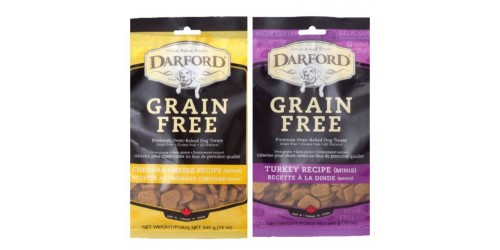 Darford Minis cuites au four sans grains 340 g / 12 oz