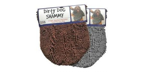 Dog Gone Smart Dirty Dog Shammy Serviette