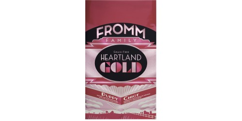 Fromm Gold Heartland Sans Grain Chiot 4 Lb