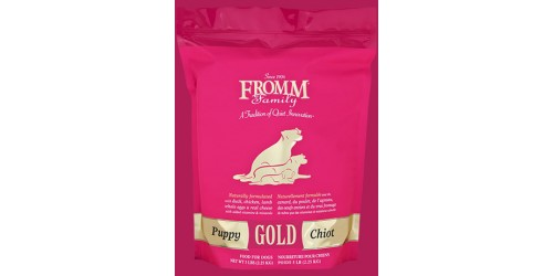 Fromm Gold Chiot 5 Lb