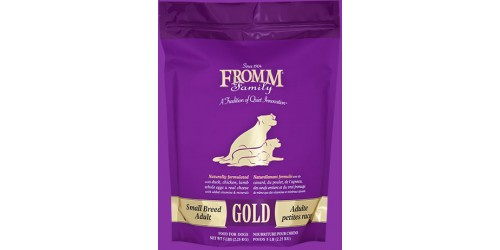 Fromm Gold Adultes petites races 5 lb