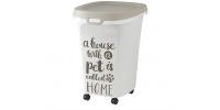 Moderna Trendy Story bac de storage pour nourriture pour chien 40 livres 48.99$