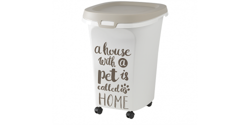 Moderna Trendy Story storage bin for dog food 40 pounds 48.99$