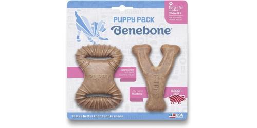 Benebone puppy pack # 1
