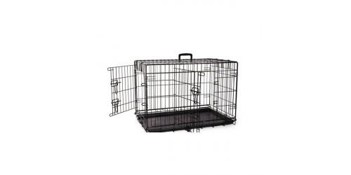 Cage Double Porte Bud'z