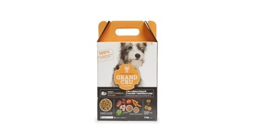 CaniSource sans grains crue déshydratée au porc et agneau pour chien 5kg