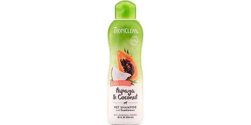 Tropiclean Shampoing de luxe 2 en 1